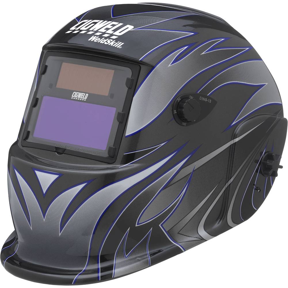 454322 Weldskill Helmet Tribal