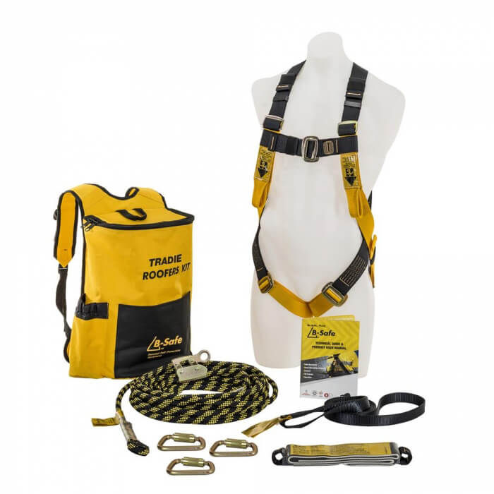 B Safe Tradie Roofers Kit