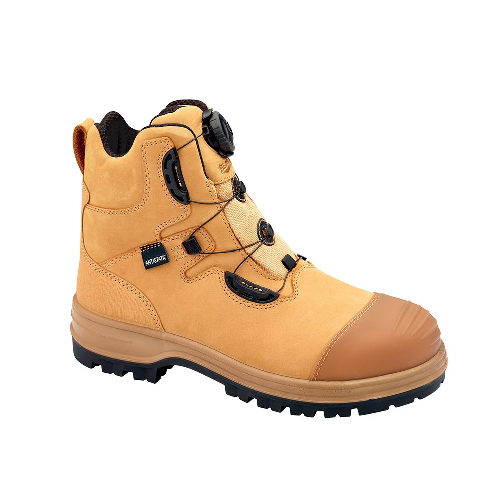 Blundstone Boaseries Safety Boot Wheat