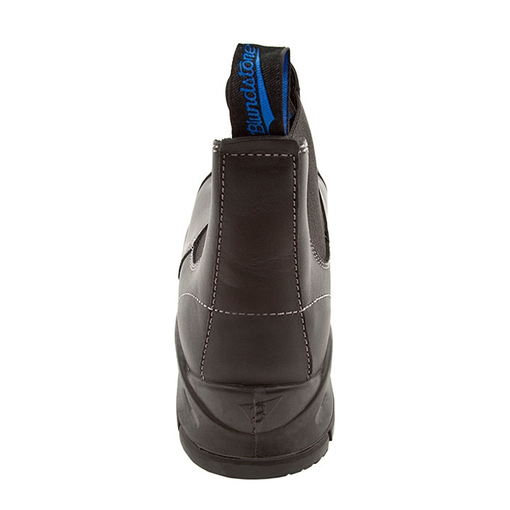 Blundstone Elastic Side Safety Boot Bump Cap Back