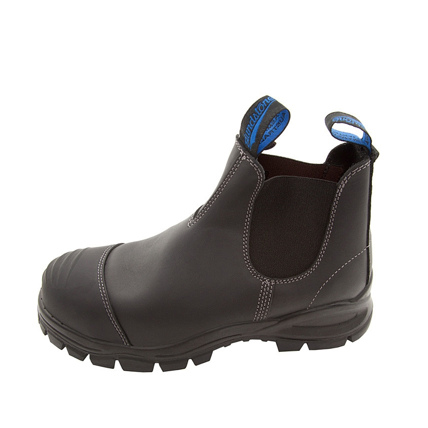 Blundstone Elastic Side Safety Boot Bump Cap Left