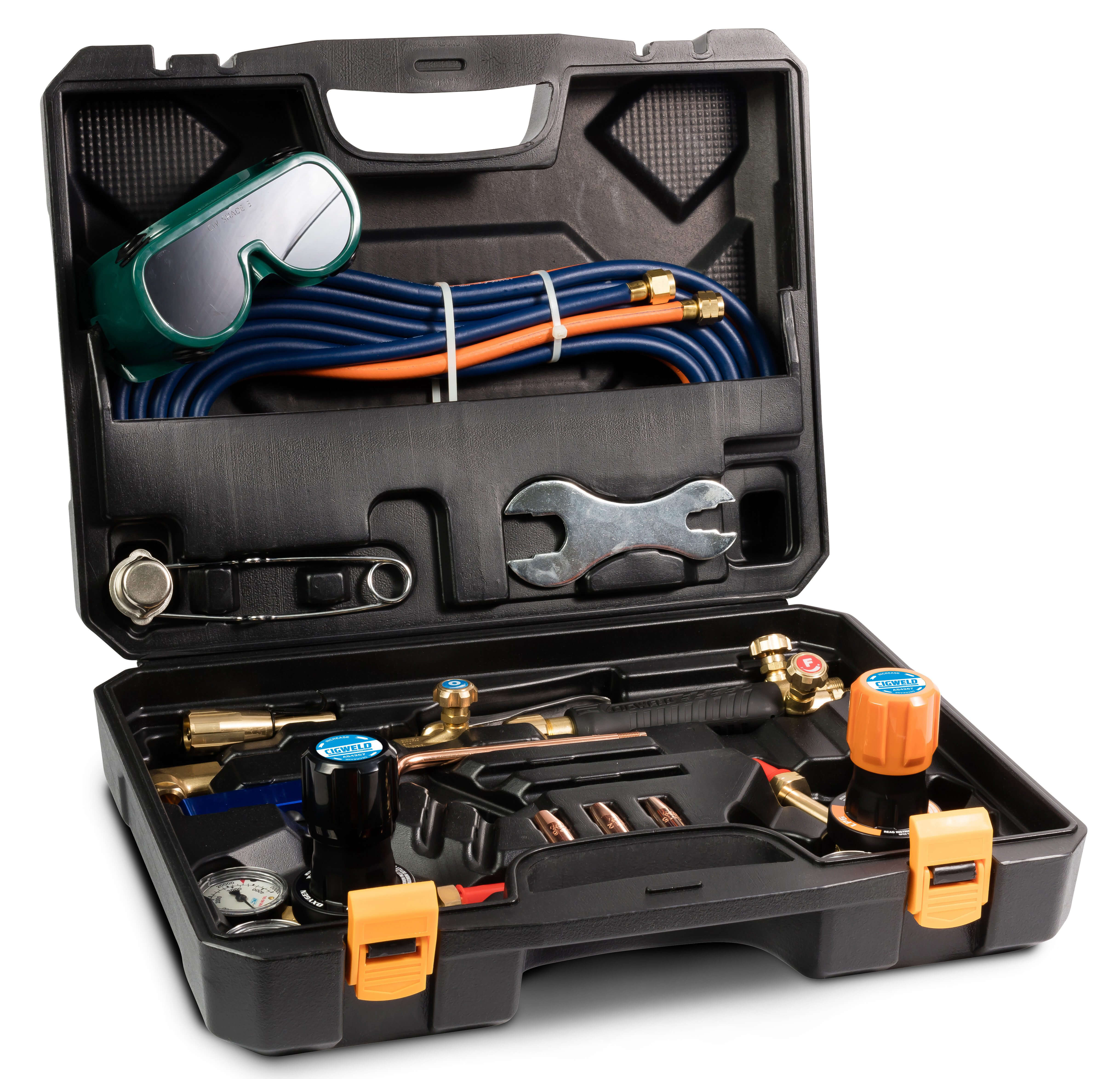 Cutskill Tradesman Oxy Lpg Cutting Welding Kit