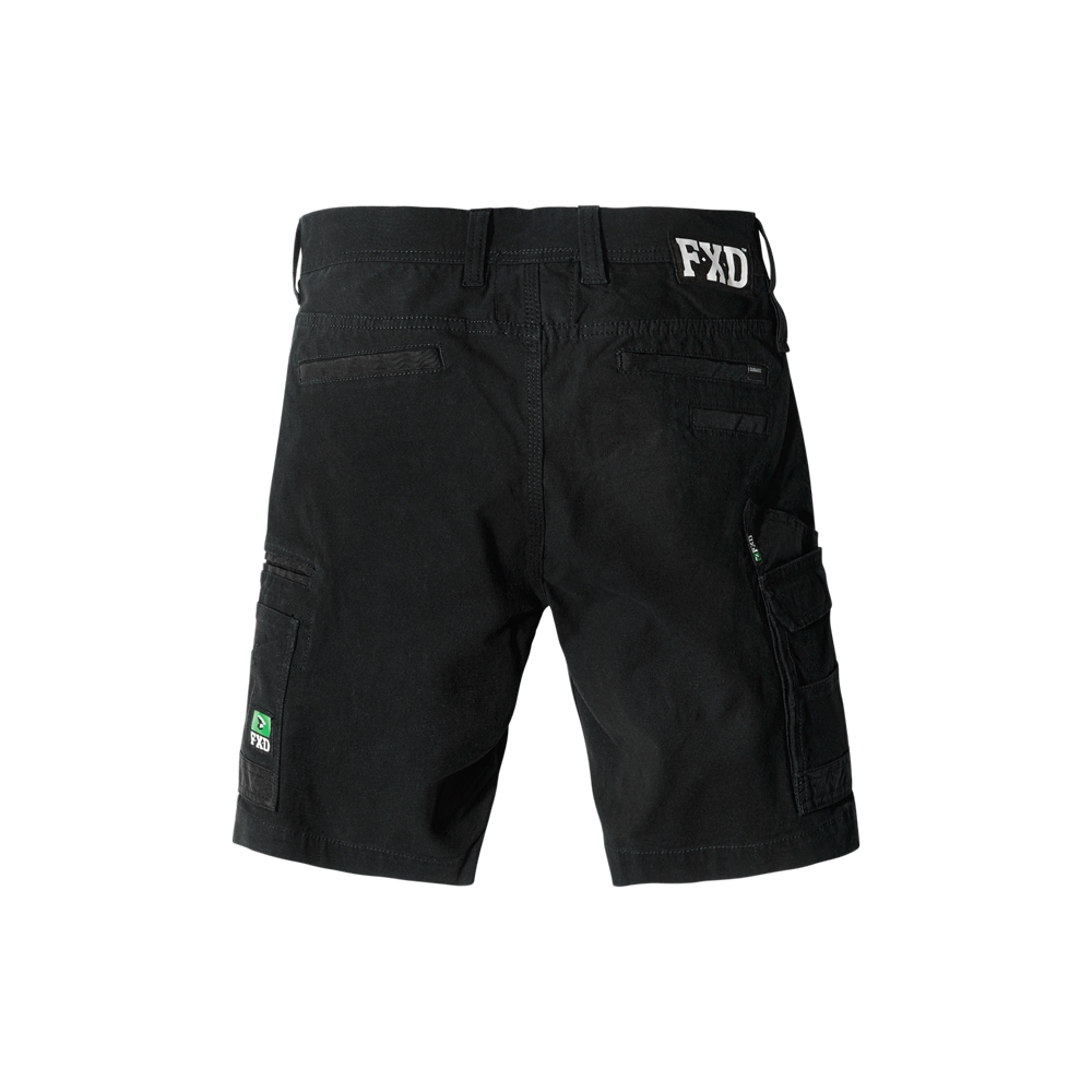 Fxd Ws 1 W Ladies Shorts Black Back