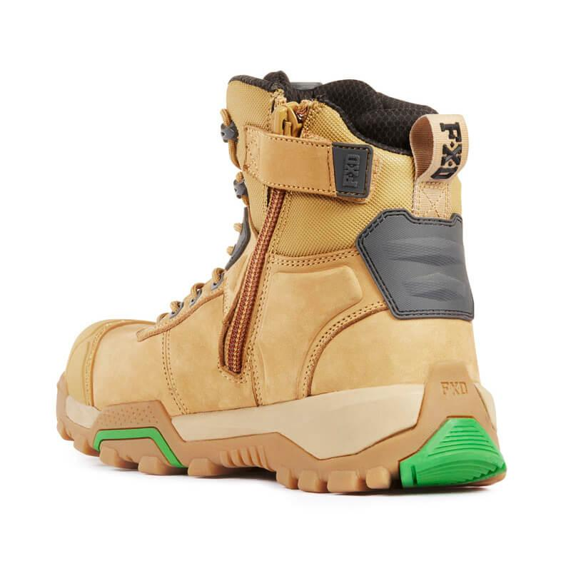 Fxd Wb 1 Safety Boot Wheat Back