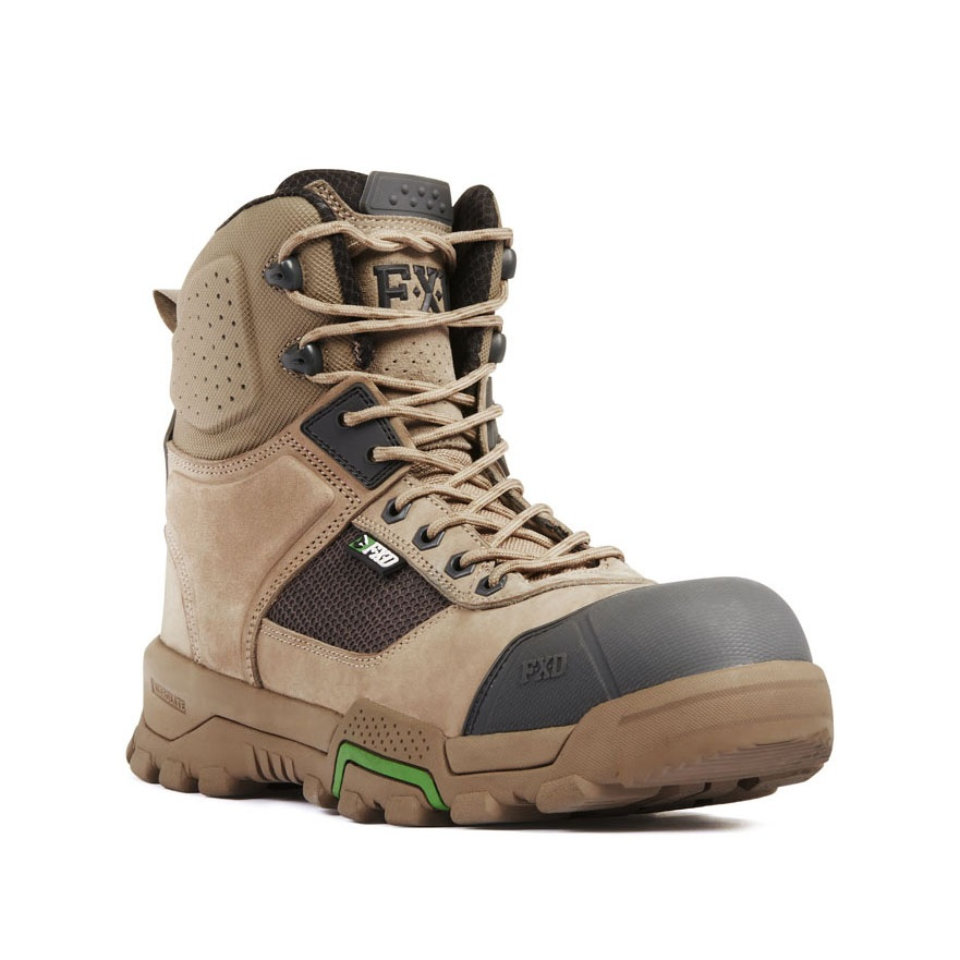 Fxd Wb 1 Safety Boot Stone
