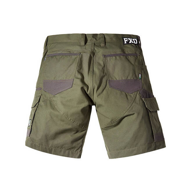Fxd Ws 1 Work Shorts Back