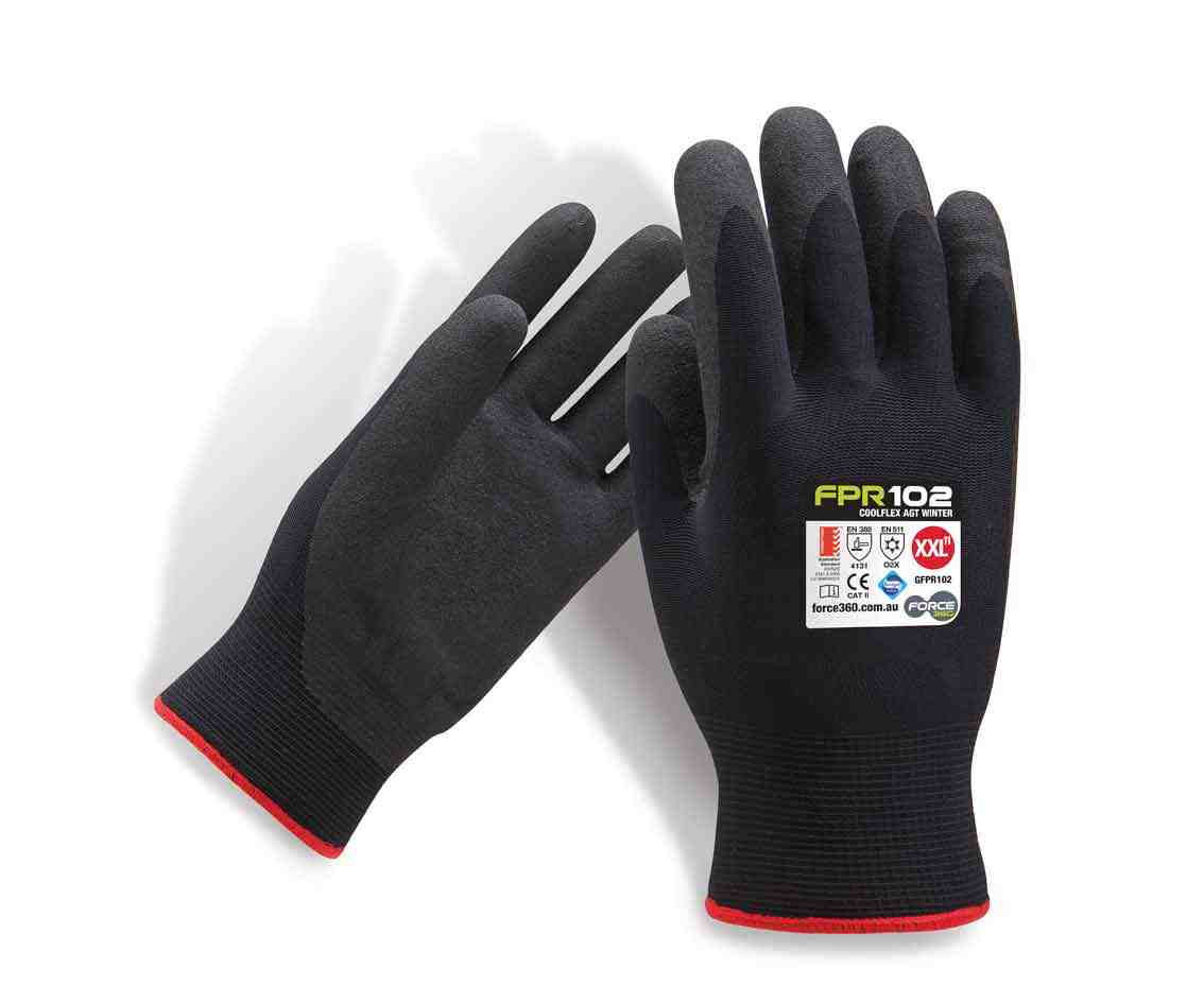 Force360 Coolflex Agt Winter Glove