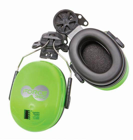 Force360 Wave Helmet Earmuff