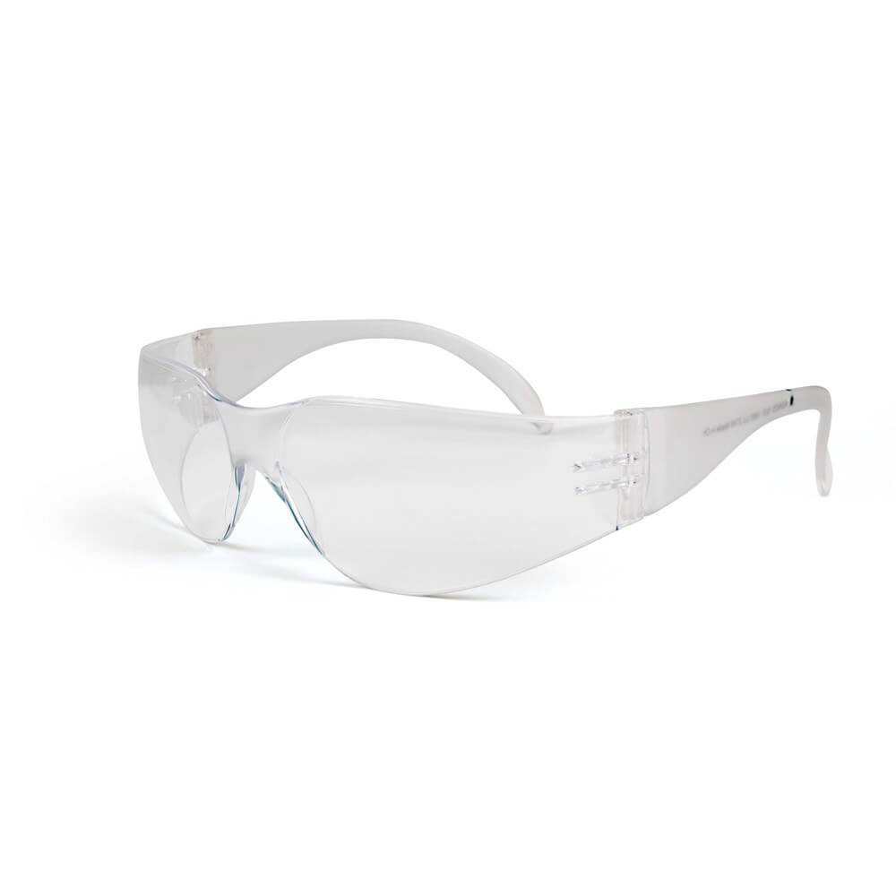 Frontier Vision X Safety Glasses Clear Lens