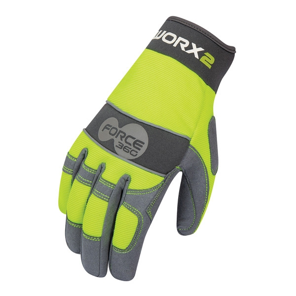Gworx2 Original Hi Vis Yellow Worn