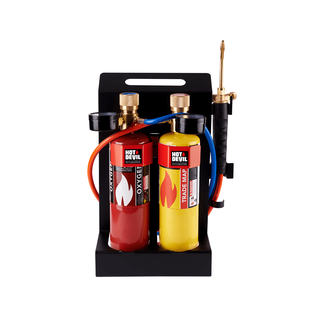 Hdsok Hot Devil Super Oxy Blow Torch Kit