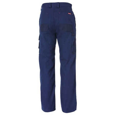 Hard Yakka Legends Pants Navy Back