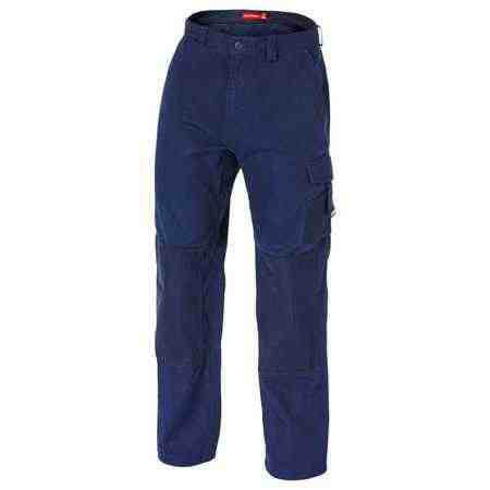 Hard Yakka Legends Pants Navy Front