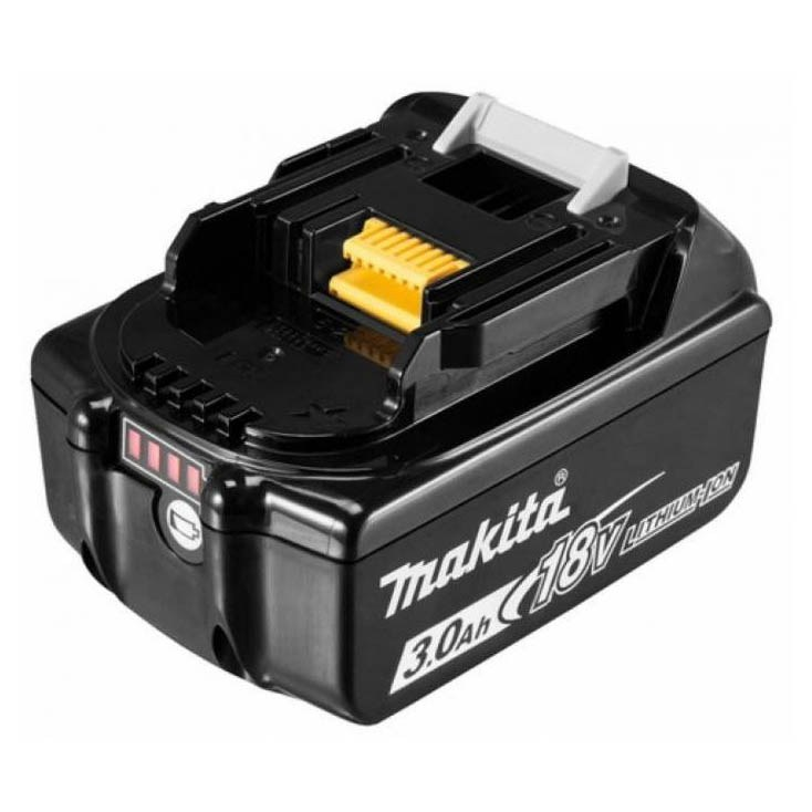 Makita 18V 3Ah Battery With Fuel Gauge