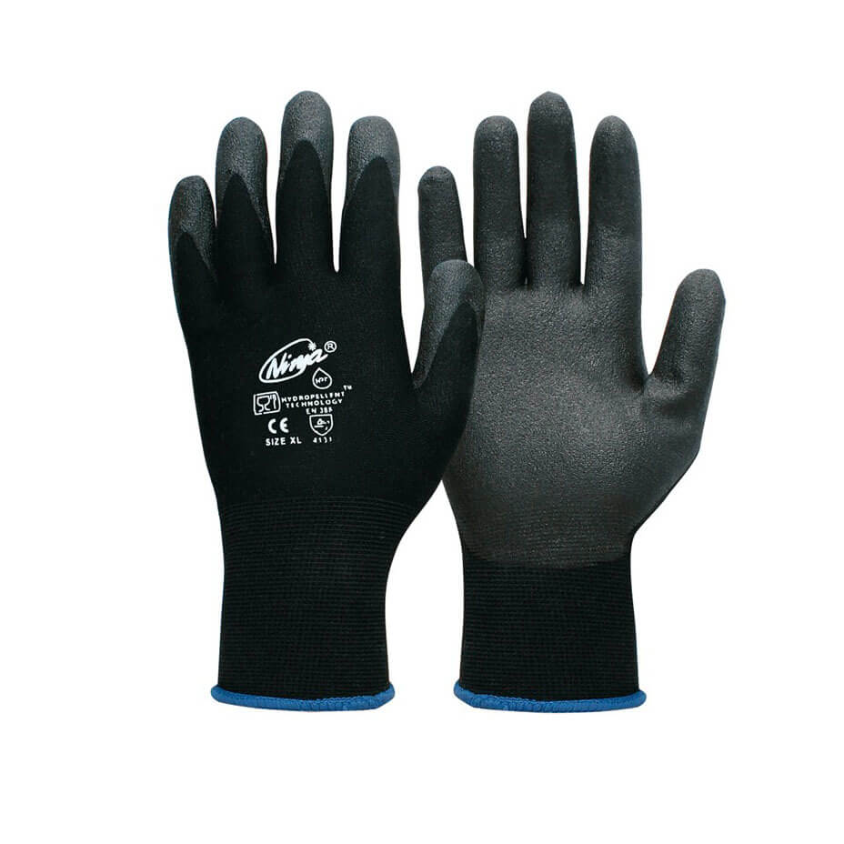 Ninja Black Hbtgloves