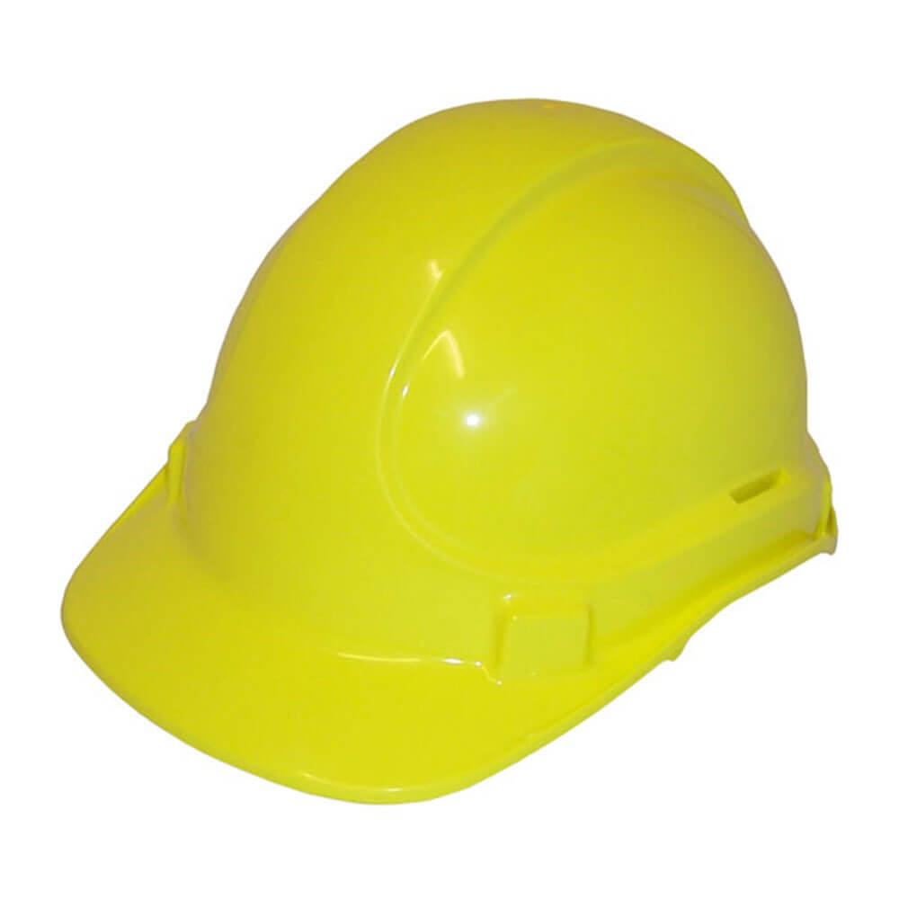 Non Vented Hard Hat Yellow
