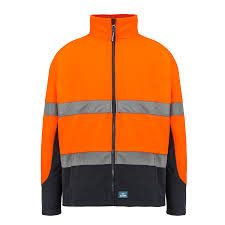 Rainbird Rafter Fleece Orange