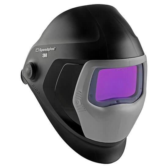 Speedglas 9100 Xxi Welding Helmet Side