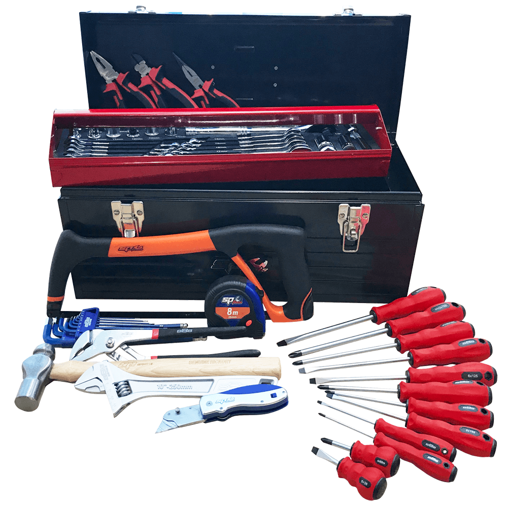 T850090 888 Series 66 Piece Starter Portable Tool Kit