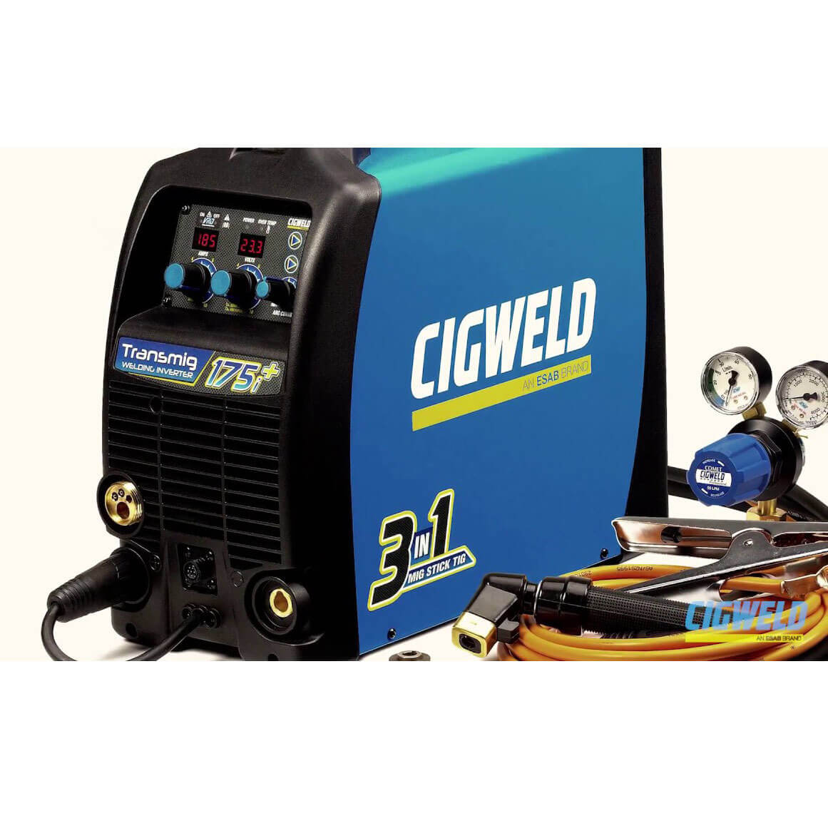 Transmig 175I Plus Multi Process Welder
