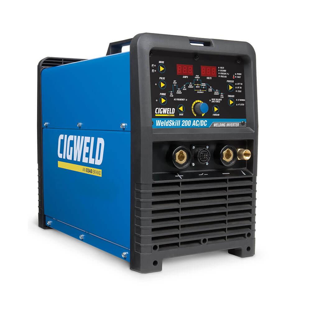 Weldskill 200 AC/DC TIG Welder
