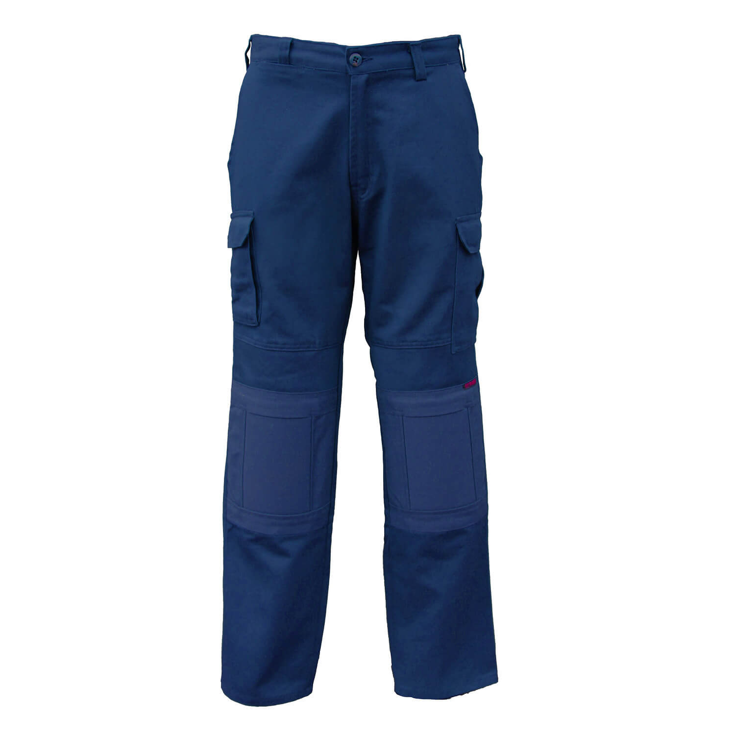 Eezneez Trousers Cushioned Knees Navy Front